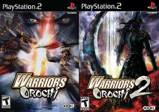 Warriors Orochi 1 & 2