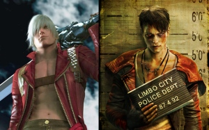 Both old Dante and new Dante