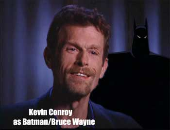 Kevin Conroy will be replaced by a younger, youthful voice in Arkham Origins.